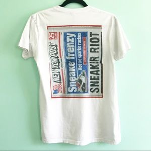 Jeff Staple x Sneakers Tee